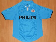 PSV EINDHOVEN HOLLAND 2001 / 2002 FOOTBALL SHIRT JERSEY AWAY NIKE SIZE S