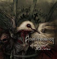 Anachronaeon - The Eternal Throne (Swe), CD