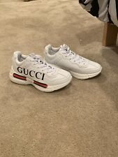 Mens Authentic Gucci Sneakers