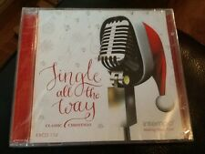 JINGLE ALL THE WAY . CLASSIC CHRISTMAS C.D. ELVIS PRESLEY / DEAN MARTIN . NEW .