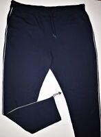 Armani Exchange men's athletic jogger pants size xxl  side pipe trim