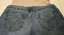 Womens A Pea In The Pod Maternity Jeans Size 6 28 EUC