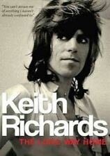 The Long Way Home by Keith Richards (DVD, Jun-2014, 2 Discs, Pride)