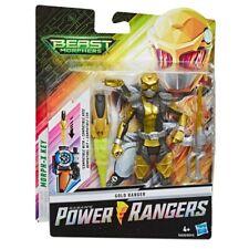 Power Rangers Beast Morphers Gold Ranger Action Figure 15cm