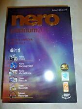 Nero 2018  Platinum - Brand New with Free Shipping