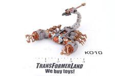 Scorponok 100% Complete Deluxe Movie Transformers