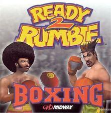 Sega Dreamcast Spiel - Ready 2 Rumble Boxing (mit OVP) (PAL)