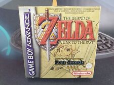 ZELDA A LINK TO THE PAST + FOUR SWORDS GAME BOY ADVANCE