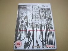 Resident Evil 4 (Nintendo Wii, 2007) **New & Sealed**(READ DESCRIPTION)