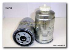 Fuel Filter for Fiat Ducato 2.8L JTD 2002-01/07 WCF12
