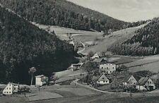 28/380 AK NESSELGRUND WALDENBURG SCHLESIEN OSTGEBIET 1938 STEMPEL LEHMWASSER