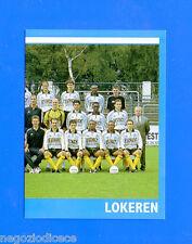 FOOTBALL 2000 BELGIO Panini-Figurina -Sticker n. 230 - LOKEREN DX -New