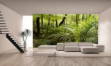 Jungle Wall Mural Photo Wallpaper GIANT DECOR Paper Poster Free Paste