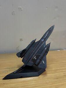 Franklin Mint Precision Model 1992 SR-71 Blackbird