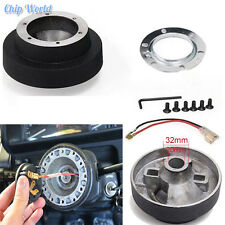 Racing Adapter Steering Wheel Hub Boss Kit FOR BMW E46 M3 325 328 330 3 series