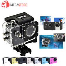 SPORT ACTION PRO CAM CAMERA FULL HD DV 1080p WATERPROOF VIDEOCAMERA SUBACQUEA ☀