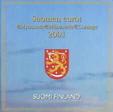 Finnland Euro-KMS 2001