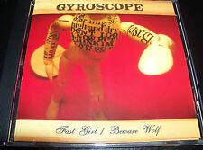 Gyroscope Fast Girl / Beware Wolf Rare Australian 5 Track Enhanced CD EP