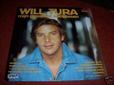 WILL TURA - MADE IN HOLLAND LP . EX+/EX+ STAAT!