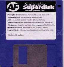 Amiga formato-del suscriptor SuperDisk Nº 63 < Mq >