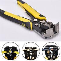 1x Automatic Wire Striper Cutter Stripper Crimper Pliers Terminal Tool sT
