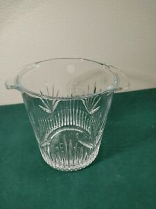 Princess House Crystal Champagne/Ice Bucket