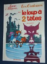Les Centaures 2 EO Le Loup à 2 têtes Seron Dupuis Les Petits Hommes