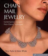 Chain Mail Jewelry (Lark Jewelry & Beading), Dylon Whyte Book