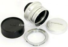 Voigtlander COLOR-Skopar 35mm F2.5 MC Wide-Angle Leica LTM / L39 + M fit Lens
