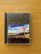 Minidisc Pearl Jam Yield album music