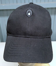 Head-Lite Original Flashlight Baseball Cap Hat Black Works Great