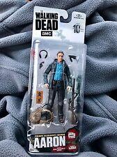 McFarlane AMC Walking Dead Series 10 AARON Figure Walgreens Exclusive In Stock