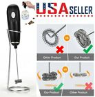 Electric Handheld Milk Frother Automatic Foam Maker Mix for Coffee Cappuccino