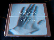 CD Album: Ghost Harmonic : Codex : Hardbook Sealed : John Foxx