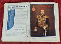 LA GUERRE ILLUSTRÉE. AUGUSTO RIERA. 56 CHIFFRES. 1ÈRE GUERRE MONDIALE. 1914/1918