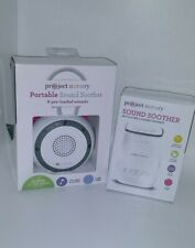 Project Nursery Sound Soother And Portable Sound Soother