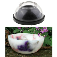 Hollow Pot Bowl Shape Candle Making Mould Mold for DIY Xmas Scented Candle