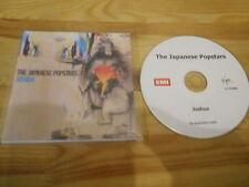 CD Pop Japanese Rockstars - Joshua (1 Song) Promo EMI VIRGIN cb