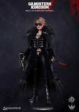 Dam Toys Damtoys 1/6 Anime Gangsters Kingdom Spade 6 Ada Keira Knightley Domino