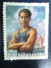 Duke Kahanamoku, Legendary Surfer U.S. Commemorative Stamp #3660