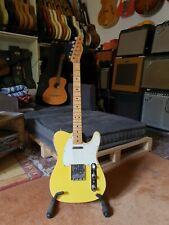 Fender Telecaster vintage 1972 blonde american originale