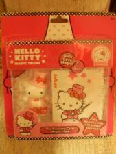 Hello Kitty Magic Tricks The Amazing Card Switch Trick Play Set