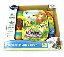 VTech Musical Rhymes Book Amazon Exclusive 6-36 Months Exclusive Red