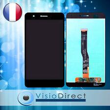 Ecran complet pour Huawei Nova noir vitre tactile + ecran LCD