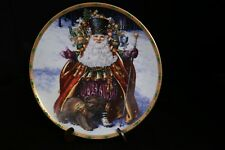 Lenox Bearing Wondrous Gifts 1994 Limited Edition Plate (The Magic of Christmas)