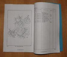 Land Rover V8.Petrol engine and transmission.Illustrated parts list.Snatch.VPK.