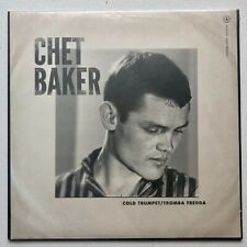 "CHET BAKER - COLD TRUMPET 10"" VINYL RECORD STORE DAY SEALED RSD 2019"
