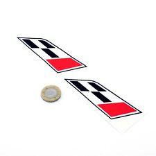 Seat Cupra Sticker Decal Car Vinyl 100mm x2 Cupra Badge Ibiza Leon