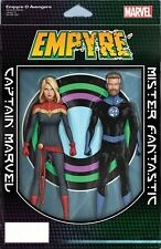 EMPYRE AVENGERS #0 CHRISTOPHER 2-PACK ACTION FIGURE VAR