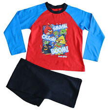 Angry Birds 100% Cotton Nightwear (2-16 Years) for Boys
